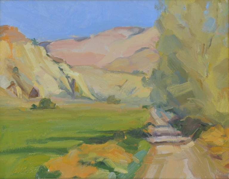 Best Of Show Plein Air Painting Gallery Escalante