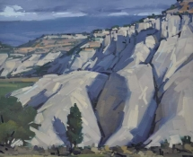 2004 Doug Braithwaite, Sandstone Cliffs Around Boulder