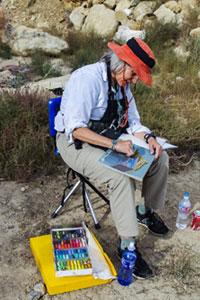 Plein Air Painting Utah
